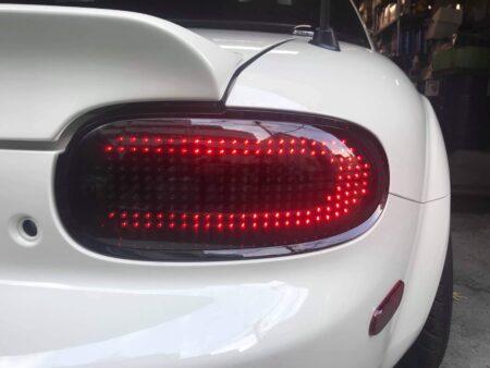Car shop GLOW Original led taillight for NC Roadster/Miata/Mx5 ver 1